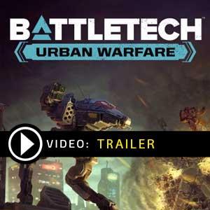 Comprar BATTLETECH Urban Warfare CD Key Comparar Preços