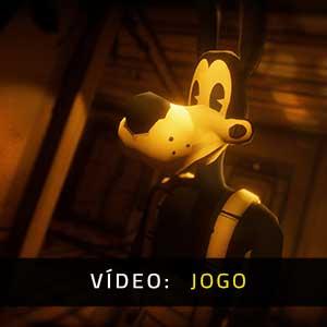 Bendy and the Ink Machine Vídeo De Jogabilidade