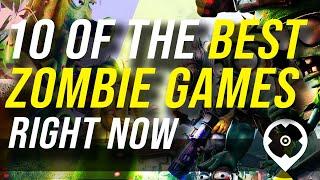 10 dos Melhores Jogos de Zumbis Agora