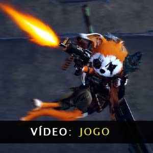 Vídeo de Jogo Biomutant