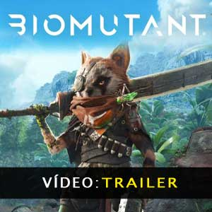 Vídeo do Atrelado Biomutant