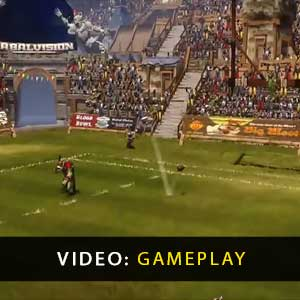 Blood Bowl 2 Gameplay Video