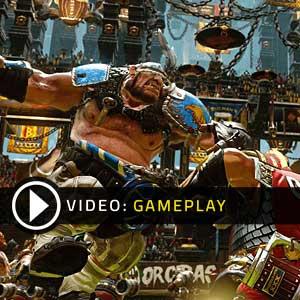 Blood Bowl 2 Gameplay Video