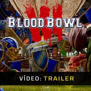 Blood Bowl 3 Atrelado De Vídeo