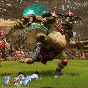 Blood Bowl 2 Modo Batalha