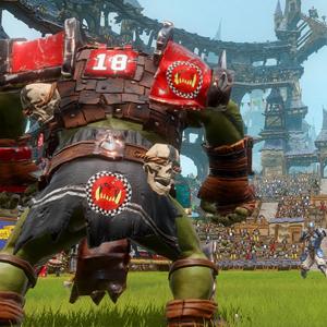 Blood Bowl 2 Imagem de tela do jogador