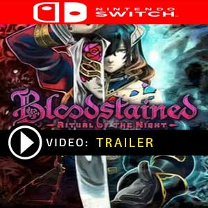 Comprar Bloodstained Ritual of the Night Nintendo Switch barato Comparar Preços