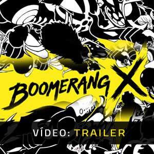 Boomerang X Atrelado De Vídeo