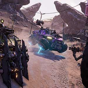 Borderlands 3 - Catch-a-Ride Veículos