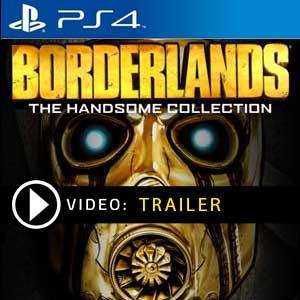 Comprar Borderlands The Handsome Collection PS4 Codigo Comparar Preços