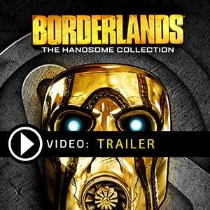 Comprar Borderlands The Handsome Collection CD Key Comparar Preços