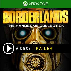Comprar Borderlands The Handsome Collection Xbox One Codigo Comparar Preços