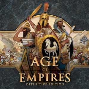 Comprar Age of Empires Definitive Edition CD Key Comparar Preços