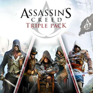 Comprar Assassin's Creed Triple Pack PS4 Comparar Preços