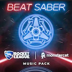 Comprar Beat Saber Rocket League x Monstercat Music Pack CD Key Comparar Preços