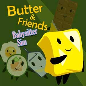 Butter & Friends Babysitter Sim