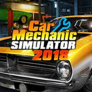 Comprar Car Mechanic Simulator 2018 CD Key Comparar Preços