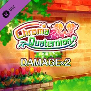 Chroma Quaternion Damage x2