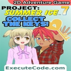 Collect the Keys Project Summer Ice 7