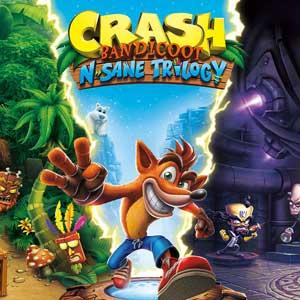 Comprar Crash Bandicoot N Sane Trilogy Nintendo Switch barato Comparar Preços