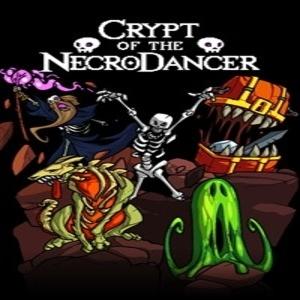 Comprar Crypt of the NecroDancer PS4 Comparar Preços
