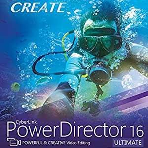 Comprar CyberLink PowerDirector 16 Ultimate CD Key Comparar Preços