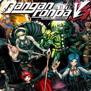 Comprar Danganronpa V3 Killing Harmony PS4 Codigo Comparar Preços