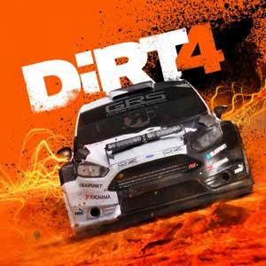 Comprar Dirt 4 PS4 Codigo Comparar Preços