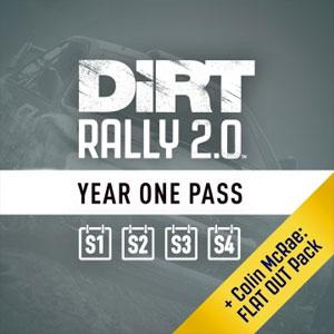 Comprar DiRT Rally 2.0 Year One Pass CD Key Comparar Preços