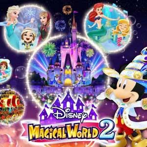 Comprar código download Disney Magical World 2 3DS Comparar Preços