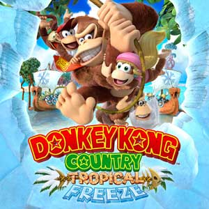 Comprar Donkey Kong Country Tropical Freeze Nintendo Switch barato Comparar Preços