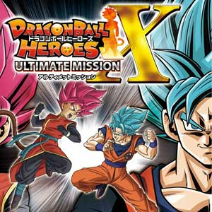 Comprar código download Dragon Ball Heroes Ultimate Mission X Nintendo 3DS Comparar Preços