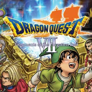 Comprar código download Dragon Quest 7 Fragments of the Forgotten Past Nintendo 3DS Comparar Preços