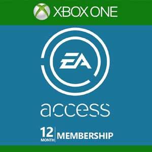 EA Access 12 Meses Subscription
