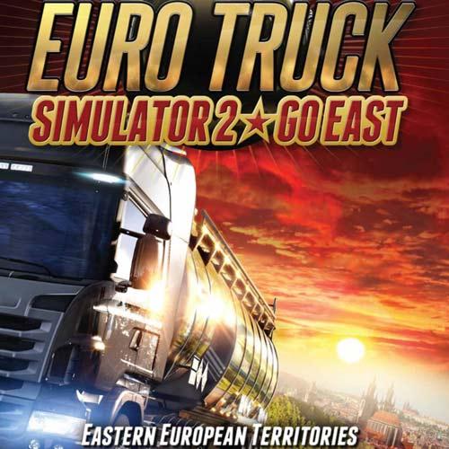 Euro Truck Simulator 2 Going East CD Key Comparar Preços