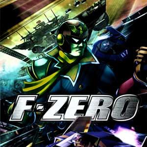 Comprar código download F-Zero Wii U Comparar Preços