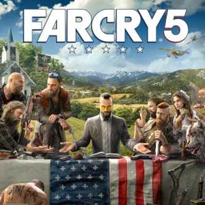 Comprar Far Cry 5 PS4 Codigo Comparar Preços