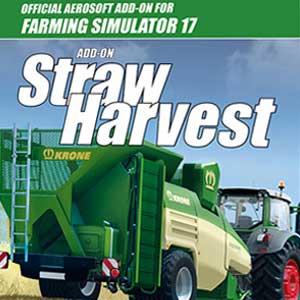 Comprar Farming Simulator 17 Straw Harvest Add-On CD Key Comparar Preços
