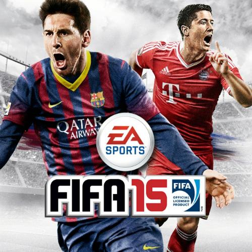 Comprar código download FIFA 15 Nintendo Wii U Comparar Preços