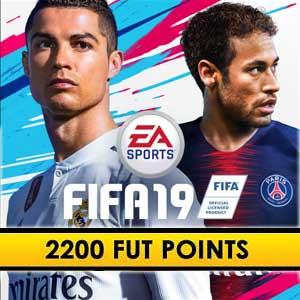 Comprar FIFA 19 FUT Pontos CD Key Comparar Preços
