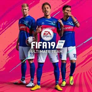 Comprar FIFA 19 FUT Pontos PS4 Comparar Preços