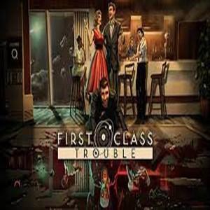 Comprar First Class Trouble CD Key Comparar Preços