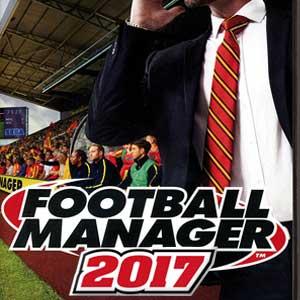 Comprar Football Manager 2017 CD Key Comparar Preços