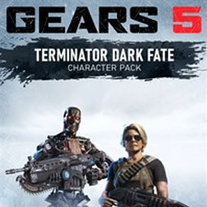 Comprar Gears 5 Terminator Dark Fate Pack Sarah Connor and T-800 Xbox One Barato Comparar Preços