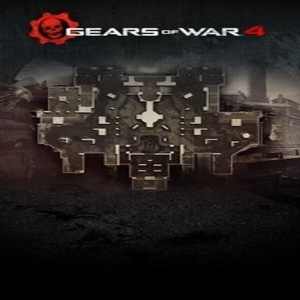 Gears of War 4 Map Mercy