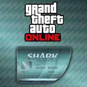 Comprar GTAO Megalodon Shark Cash Card GameCard Code Comparar Preços