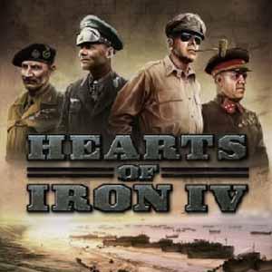 Comprar Hearts of Iron 4 CD Key Comparar Preços