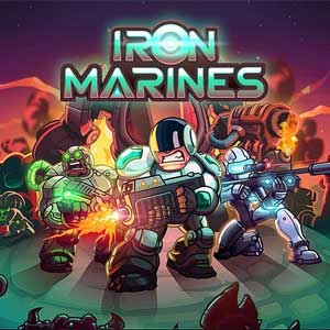 Comprar Iron Marines CD Key Comparar Preços