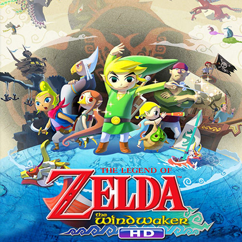 Comprar código download Legend of Zelda The Wind Waker HD Nintendo Wii U Comparar Preços