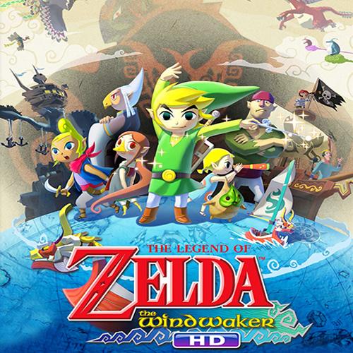 Comprar código download Legend of Zelda The Wind Waker HD Nintendo Wii U Comparar Preços